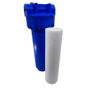 Cartouches pour filtres a sédiment